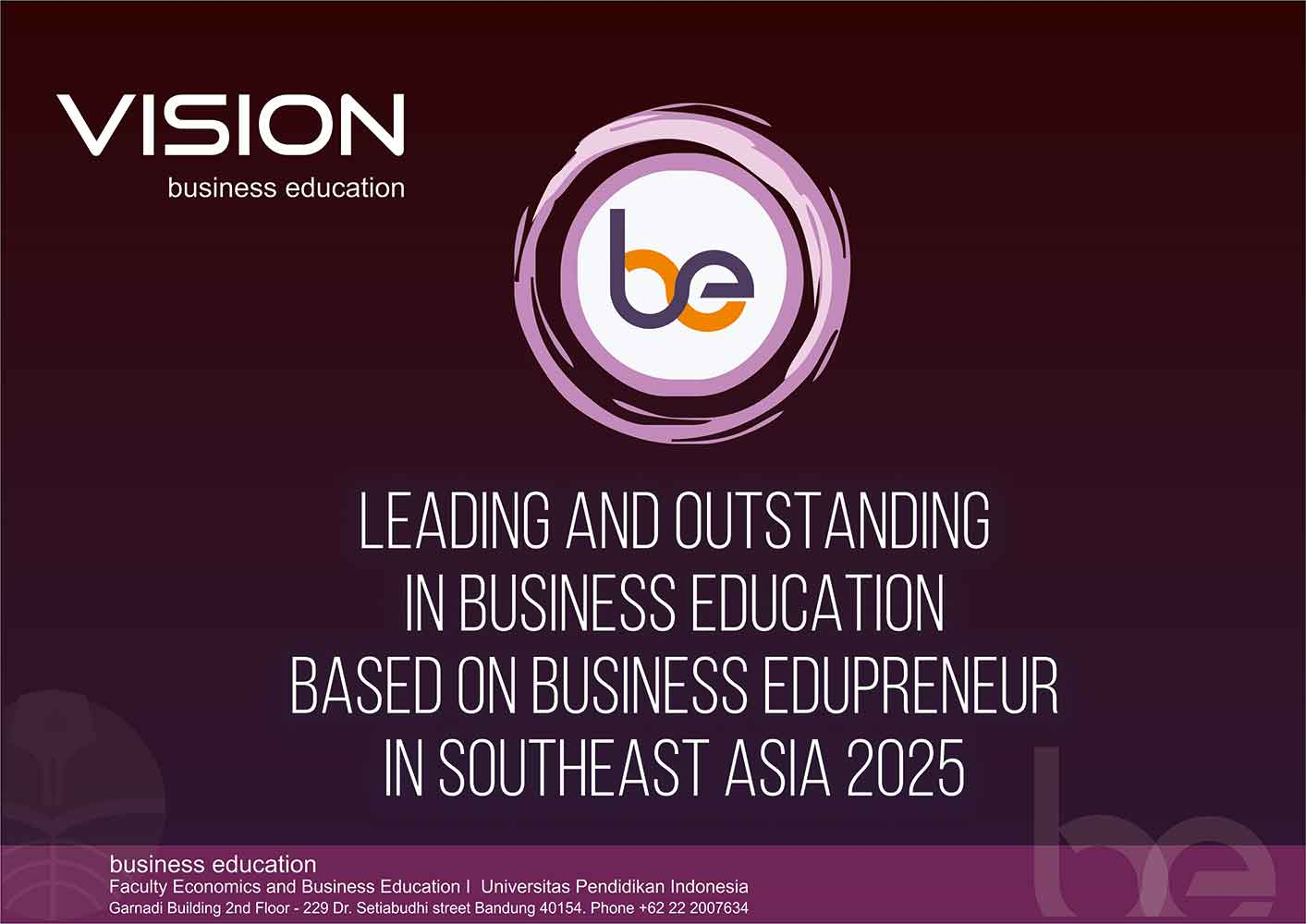 vision-Business-Education-Program-Study
